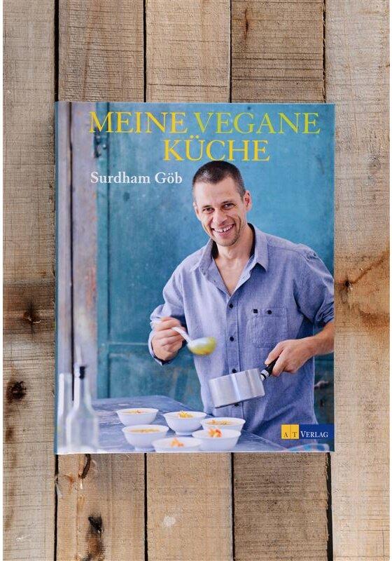 Meine vegane Küche: Surdhams Kitchen, 19,90 €