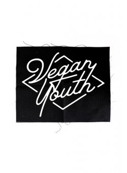 Vegan Youth Backpatch