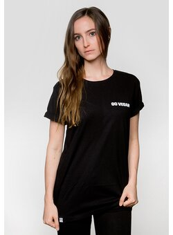 The Idea - T-Shirt - gerade black
